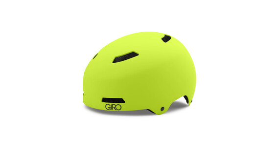 Giro Quarter Helmet Matte Lime/Mountain Division